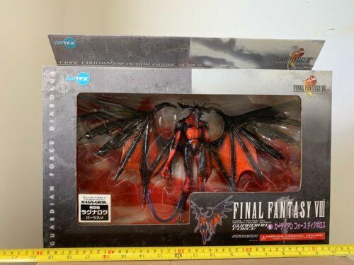 """ARTFX Guardian Force Diabolos """"Final Fantasy VIII"""" Action Figure Series 5 LOT A"""