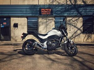 2013 Honda NC700S with ABS!