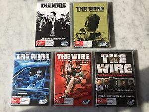All 5 seasons of the wire Kensington Eastern Suburbs Preview