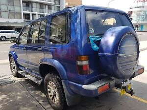 2002 Holden Jackaroo SUV 4x4 auto comes with 3months rego