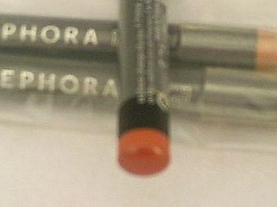 Lip Pencil Sephora 3 pack 404 Mauve Brown Matte Lipstick /Liner Trio Full Size