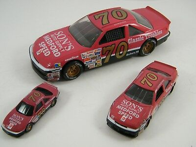 J.D. MCDUFFIE ~ SON'S AUTO SUPPLY MEDFORD SPEED # 70 ~ RACE CARS - Auto Racing Supplies
