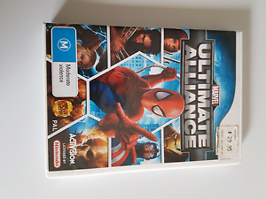 Ultimate Alliance Wii game East Maitland Maitland Area Preview