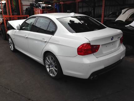 BMW 3-Series Sedan BMW 323I E90 ENGINE GOOD SECOND HAND BMW ENGIN Northmead Parramatta Area Preview
