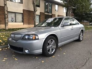 2006 Lincoln ls s fully loaded top if the line