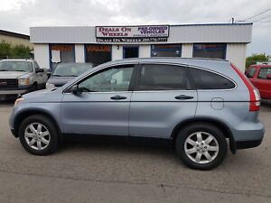 2007 Honda CR-V 4X4 GAS SAVER AND RELIABLE.