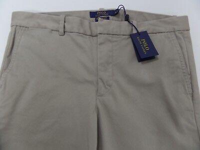 Polo Ralph Lauren women 8 NWT $145 Chino Pant Skinny leg Brooke Slacks (Polo Ralph Lauren Skinny Brooke Chino Pant)