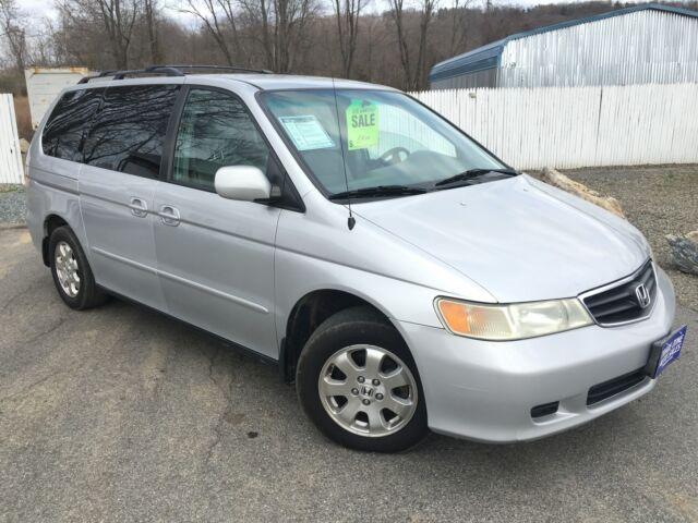 Imagen 1 de Honda Odyssey silver