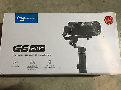 FeiyuTech G6 Plus 3-Axis Stabilized Handheld Gimbal