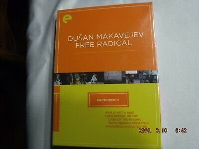 Eclipse Series # 18 Dusan Makavejev / Criterion Collection