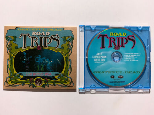 Grateful Dead Road Trips 2011 Bonus Disc 1-CD Cleveland OH 12/6/73 Awesome Disc  - $329.00