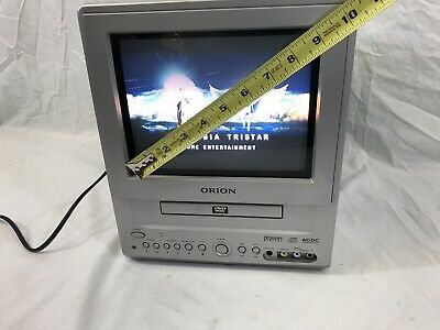 """Orion 9"""" Tv/dvd Player Combo TVDVD092A"""