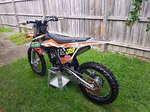 2016 KTM 125 Rowville Knox Area Preview