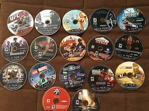 Various PS3 games for sale