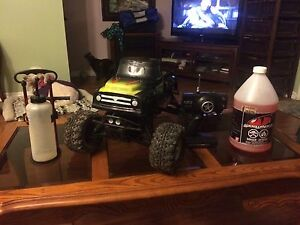 Savage x 4.6 rc monster truck