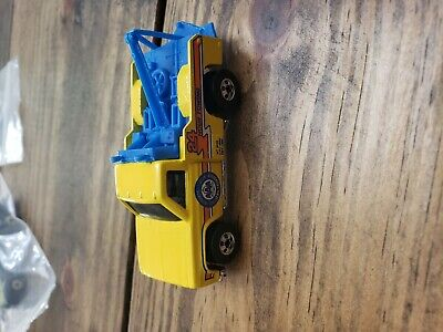 Vintage Hot Wheels  Ramblin Wrecker Yellow Blackwall,Awesome Condition