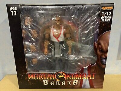 (in stock) STORM COLLECTIBLES MORTAL KOMBAT : BARAKA  - Baraka Mortal Kombat