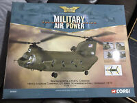 Chinook Helicopter CH-47 w// Jeep /& Figures Construction Building Bricks 520 Pcs
