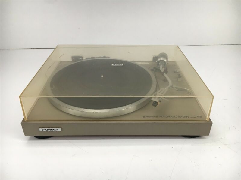 Pioneer PL-514 Record Player Automatic Return