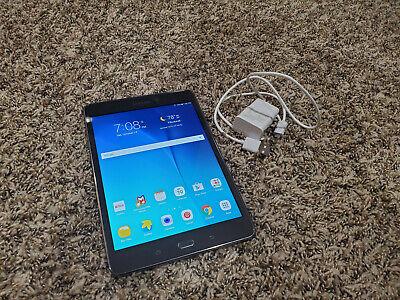 Samsung Galaxy Tab A SM-T350NZ 16GB, Wi-Fi, 8 inch - Smoky Titanium