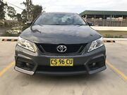 Toyota AURION Sportival ZR06 2014 GREY Rooty Hill Blacktown Area Preview