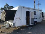2010 Jayco Expanda 18.57-6 Caravan North St Marys Penrith Area Preview