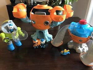 Octonauts toys -all for $20