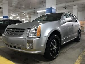 Luxury all wheel drive suv 3rd row seating