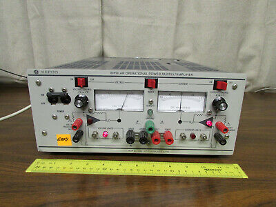 Kepco Bop 20-10m Bipolar Operational Op-amp Power Supply Dc Amplifier