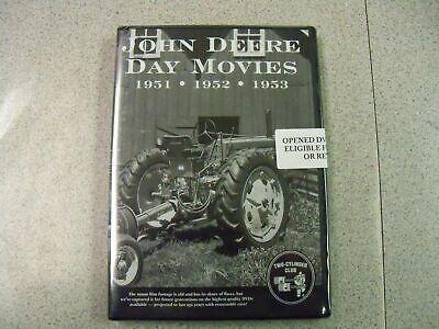 John Deere Day Movie Dvd 19 Model B 50 60 227 Corn Picker Oddities In Farming