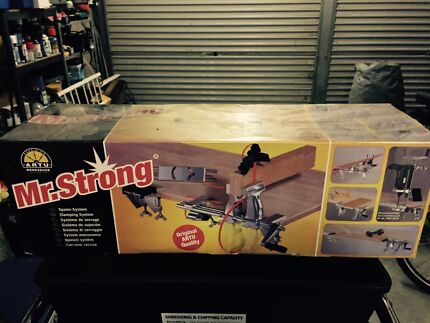 Mr Strong ARTU clamping system Hayborough Victor Harbor Area Preview