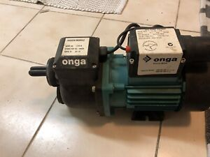 Onga pump 1HP spa pump with heater
