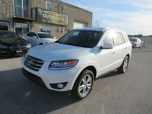2012 Hyundai Santa Fe Limited 3.5 V6, AWD,SUNROOF, leather