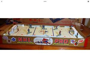 Table Hockey Game 1950`s Excellent