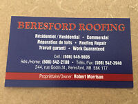 Wanted  experience Roofer