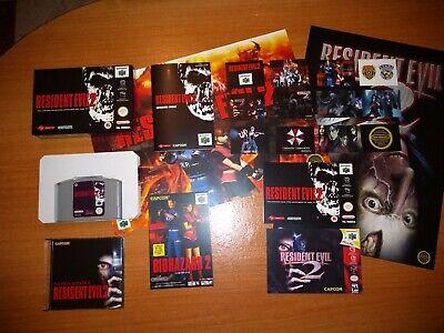 Resident Evil 2 PAL NINTENDO 64 - N64