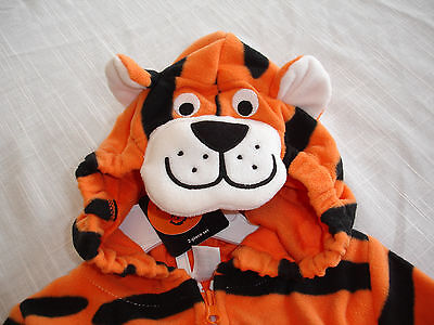 CARTER'S Halloween Costume 2 Pc Tiger Hooded 12 Month Unisex Baby](2 Month Halloween Costume)