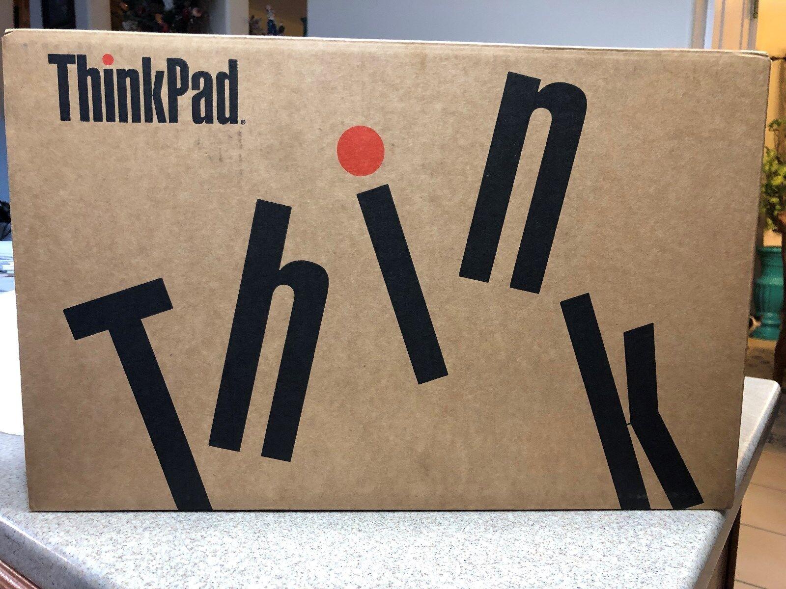 Lenovo ThinkPad T480 i7-8650U 16GB 512GB SSD Win10 Pro T580 T470 x270 x280 P52