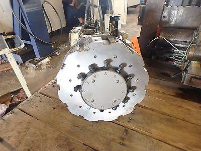 Okuma Howa Act-4cnc Turret Lathe Tool Turret01186