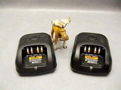Single Unit Charging Base Wpln4243a Motorola Impres Lot Of 2 No Cords