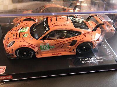 Carrera Digital 124 Porsche 911 GT3 RSR Pink Pig 23886 - Neu