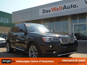 2017 BMW X3 xDrive28i Navigation, Bluetooth, Rear view camera...