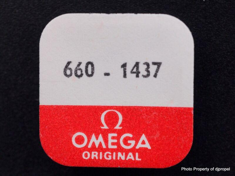 ORIGINAL OMEGA Drive Gear for Ratchet Wheel  Part #1437  Cal. 660!