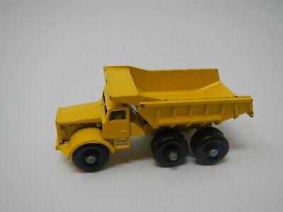 Vintage Matchbox Euclid Dump Truck No. 6