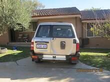 1999 Nissan Patrol Wagon Perth Northern Midlands Preview