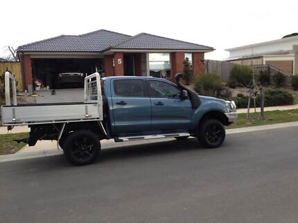 2013 Ford Ranger Ute Woodend Macedon Ranges Preview