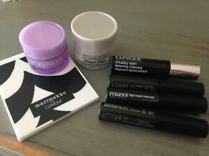 Travel size Clinique products