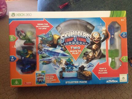 Skylanders Trap Team *NO DISK* Port Noarlunga Morphett Vale Area Preview