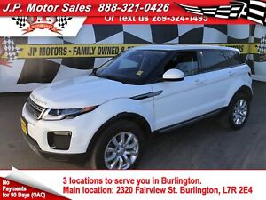2018 Land Rover Range Rover Evoque SE, Automatic, Leather, Sunro