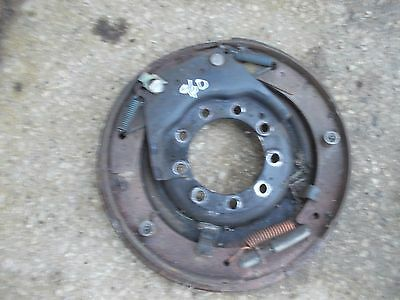 Ford 960 Tractor Brake Pad Housing Shoe Assembly Springs